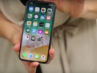 Test de rezistenta pentru iPhone X! Ce se intampla cand este scapat pe asfalt