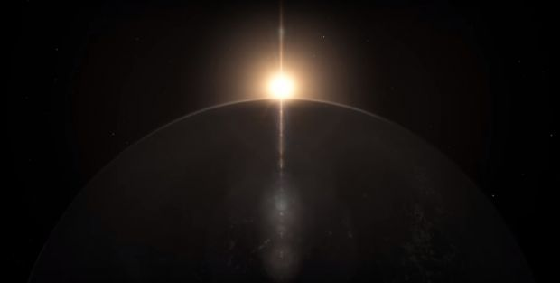 Astronomii au descoperit o exoplaneta pe care poate exista viata extraterestra