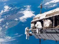 Astronautii au descoperit un organism extraterestru pe Statia Spatiala Internationala