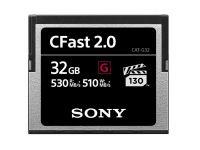 Sony lanseaza noile carduri de memorie CFast din gama Pro, ideale pentru fotografii profesionisti