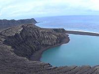 O insula a aparut brusc din apele oceanului! NASA:  Ne ofera informatii despre viata pe Marte