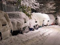 Paradoxul incalzirii globale! Cresterea temperaturilor determina ninsori record in anumite regiuni