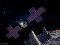 NASA va trimite o sonda spre asteroidul urias Psyche, care poate distruge Pamantul in cazul unei coliziuni