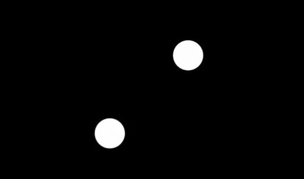 Iluzie optica incredibila! In ce directie se misca aceste puncte?