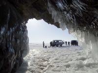 Un mormant inghetat, de acum 3.000 de ani, descoperit in  Valea Regilor din Siberia