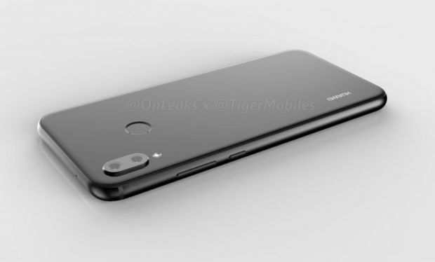 Huawei P20 lite va semana cu iPhone X! Cum arata versiunea low-cost a noului smartphone