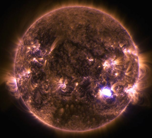 Avertisment din partea NASA: o furtuna solara va lovi Pamantul
