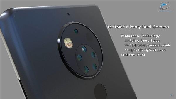Nokia 9 ar putea fi  adevaratul flagship din 2018 ! Ce specificatii deosebite va avea