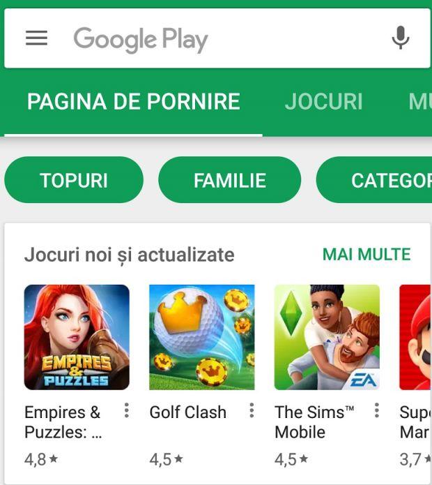 Nimeni nu se astepta la asa ceva! Care este primul joc descarcat de peste un miliard de ori din Google Play Store