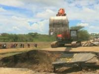 Estul Africii se va desprinde de restul continentului, iar fenomenul a inceput deja