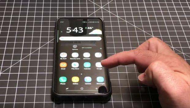 Probleme cu ecranul de la Galaxy S9 si S9+! Ce-au patit mai multi utilizatori