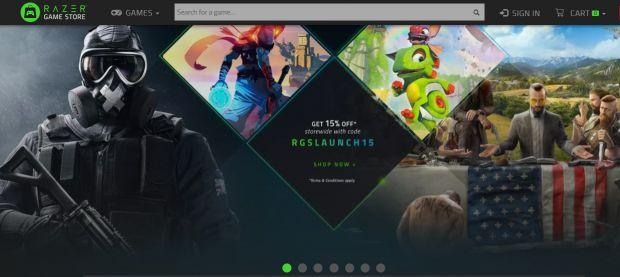 Razer Game Store a fost lansat si in Romania. Platforma ofera acces la jocuri de PC cu preturi promotionale