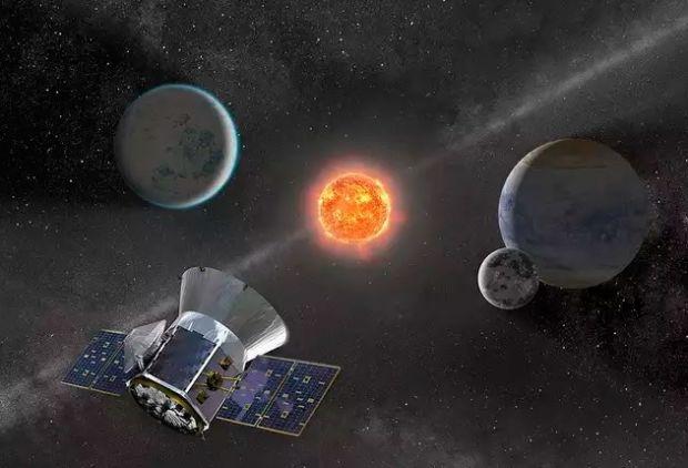 NASA a lansat un nou telescop spatial, care va cauta exoplanete pe care poate exista viata