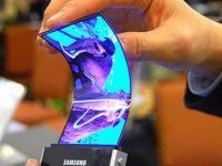 Cum va arata primul smartphone pliabil Samsung? Telefonul ar putea fi lansat anul viitor