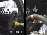 Intrecere nebuna intre un pilot de curse si o masina autonoma! Cine a castigat?