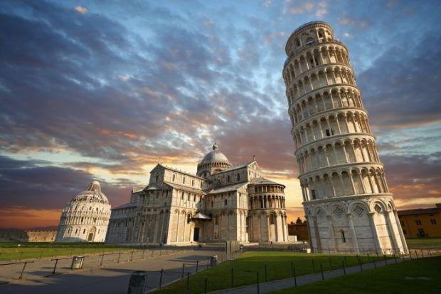 Misterul Turnului din Pisa a fost elucidat: de ce e inclinat si nu se prabuseste