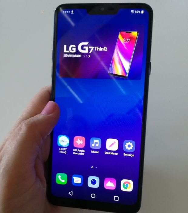 Am testat noul LG G7 ThinQ. Cat de bune sunt pozele pe care le face telefonul cu Inteligenta Artificiala?