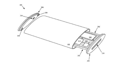 Apple va produce un smartphone cu ecran flexibil, care infasoara telefonul