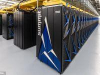Cel mai rapid supercomputer din lume este de un milion de ori mai performant ca un laptop
