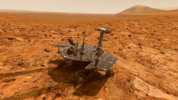 NASA a pierdut legatura cu un rover de pe Marte! Un fenomen alarmant va cuprinde intreaga planeta