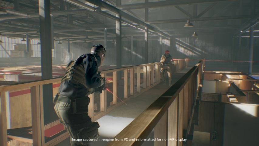 E oficial! Iată când va fi lansat cel mai așteptat joc PS VR al anului, Firewall: Zero Hour