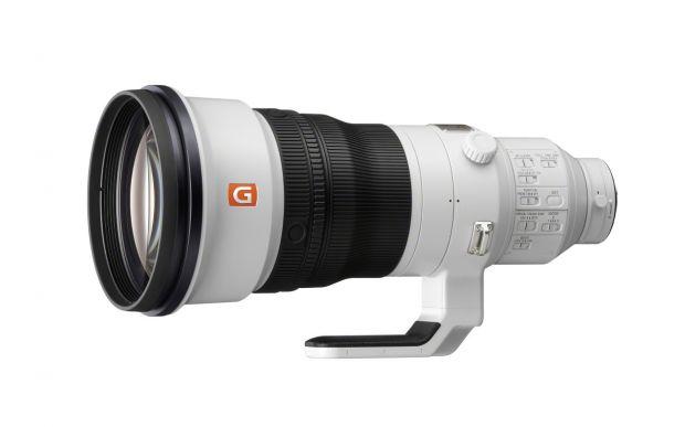 Sony lansează super-teleobiectivul fix de 400mm, cu o deschidere foarte largă a diafragmei