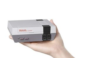 Nintendo a relansat consola mini NES Classic Edition! Stocul se epuizează rapid