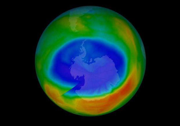 De ce nu dispare gaura din stratul de ozon? Cercetătorii au aflat cine este responsabil de această catastrofă ecologică
