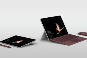 Microsoft a lansat cea mai ieftină tabletă din serie: Surface Go