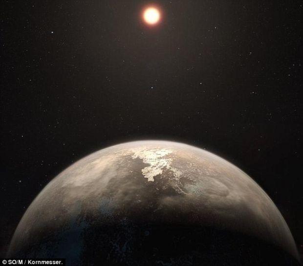 Sanșe mari să existe viață pe o exoplanetă aflată destul de aproape de Terra