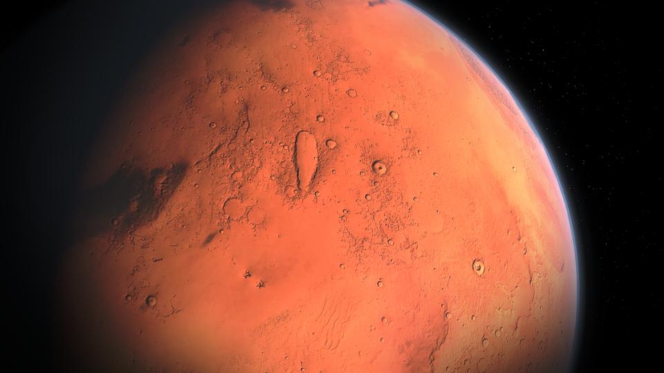Forme de viață extraterestră ar putea trăi în dunele de nisip de pe Marte