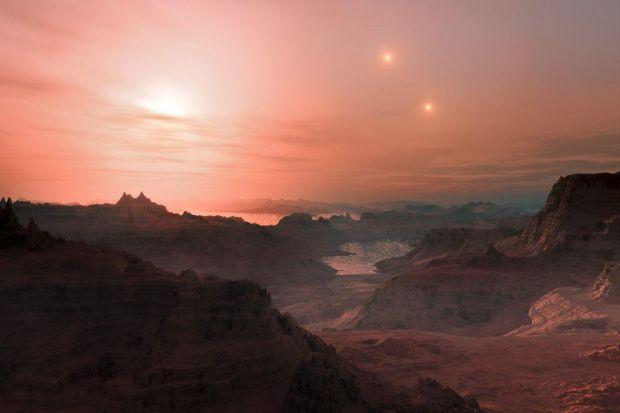 Pe câte planete din afara sistemului nostru solar ar putea exista viaţă extraterestră? Răspunsul este copleșitor