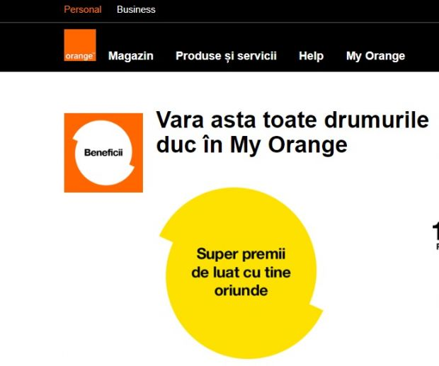 Atenție: Tentativă de phishing prin aplicația My Account Orange! Ce să faci dacă primești acest e-mail