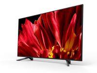 Sony lansează seria de televizoare 4K HDR MASTER cu modelele AF9 OLED și ZF9 LCD