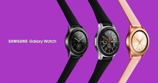 Samsung a lansat noul ceas inteligent Galaxy Watch