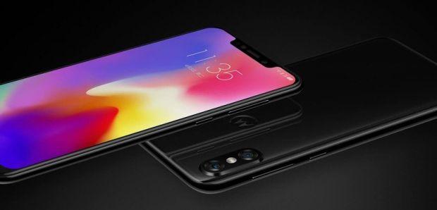 Motorola a lansat noul smartphone P30. Telefonul imită perfect iPhone X
