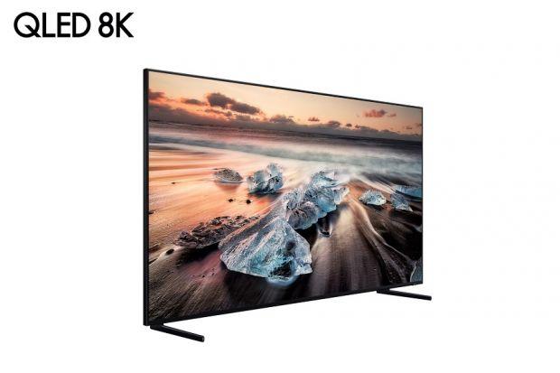 Samsung dezvăluie primul televizor cu rezoluție Real 8K și funcție 8K AI Upscaling