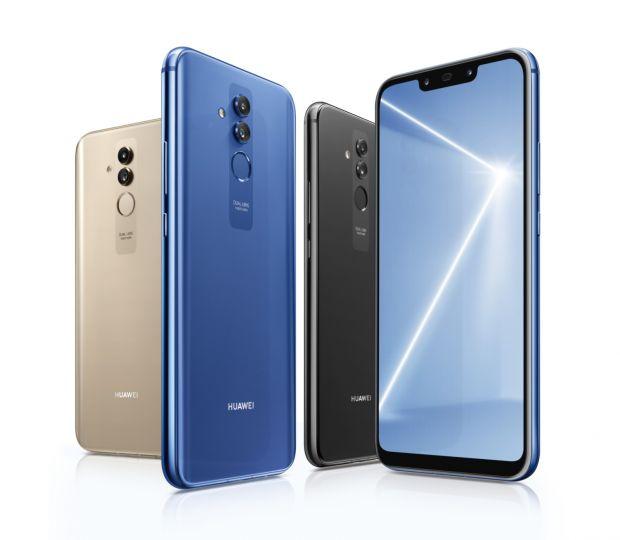 Huawei Mate 20 lite, disponibil oficial și în România. Cât costă telefonul cu patru camere foto