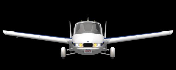 Încep precomenzile pentru prima mașină zburătoare din lume! Terrafugia Transition este un model hibrid
