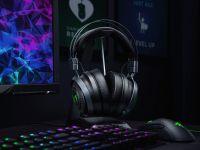 Razer lansează primele căști de gaming cu feedback haptic. Cât costă Razer Nari