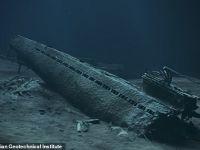 Epava unui submarin nazist a ajuns un adevărat Cernobîl subacvatic. Ce se întâmplă în apropierea ei