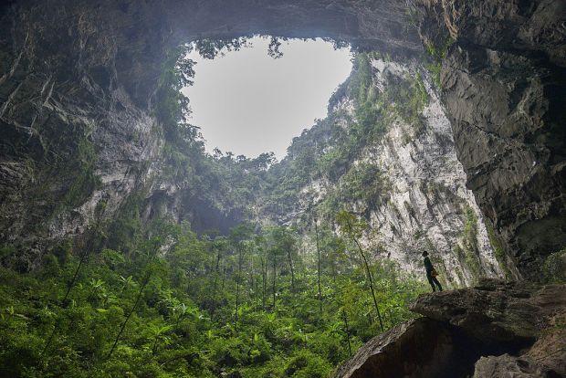 Fenomenul straniu din cea mai mare peșteră din lume. Puțini oamenii ajung să exploreze aceste locuri