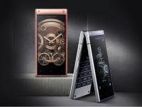 Samsung a prezentat un smartphone premium cu clapetă. Noul telefon are un preț astronomic