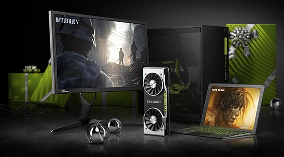 Black Friday 2018. Reduceri de până la 40% la produse NVIDIA pentru gameri
