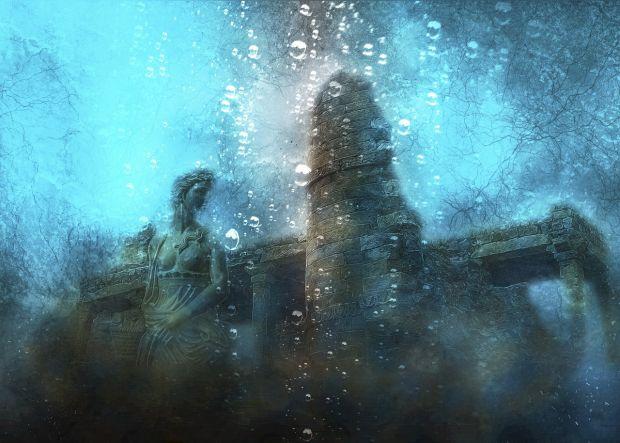 Să fie aceasta Atlantida? Istoricii au descoperit ruinele unui oraș impunător, dispărut sub ape