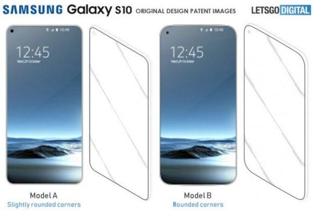 Noi detalii despre Samsung Galaxy S10. Ecranul noului flagship va fi complet diferit