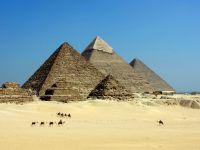 Misterul vechi de mii de ani din jurul piramidelor egiptene. Cum au fost construite aceste monumente?