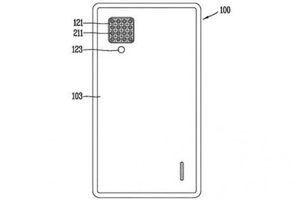 LG vrea să lanseze un smartphone cu 16 camere foto