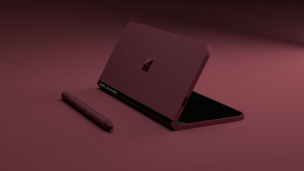 Ce dispozitive lansează Microsoft în 2019? Tableta pliabilă va deveni curând realitate