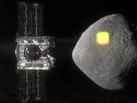 Premieră pentru NASA: o sondă a ajuns lângă un asteroid, de unde va prelua mostre de sol